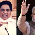 When 'Behenji' and Modi traded blows