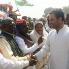 Centre 'snatched away' Amethi, Raebareli projects: Rahul