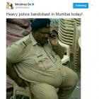 MP cop trolled by Shobhaa De feels 'hurt'