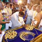 KCR's thanksgiving: Gold worth Rs 5 crore for gods