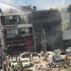 Blast rocks Lahore again; 8 killed, 30 injured