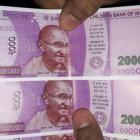 Fake Rs 2000 notes from 'Children Bank of India' at Delhi ATM