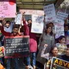 2 ABVP activists arrested for assault on JNU students