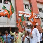 BJP may push for control of cash-rich BMC, Congress licks its wounds