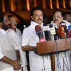 Stalin requests Prez to annul TN trust vote