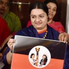Jaya's niece files nomination for R K Nagar bypoll