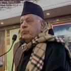 Farooq Abdullah calls Kashmiri militants 'boys fighting for freedom'