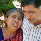 'Do we belong here', asks wife of Indian shot dead by American