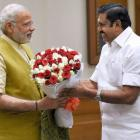TN CM Palaniswami meets PM Modi, discusses relief funds, NEET exam