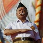 'RSS chief as President is Shiv Sena's cheap gimmick'