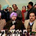 Amarinder vows to defeat Badals on his 'karambhoomi'