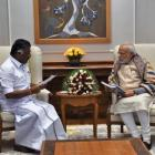 Will support TN's steps on Jallikattu, Modi tells OPS