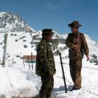 'Chinese border guards were very aggressive'