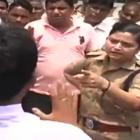 The woman cop who took on unruly BJP men