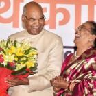 Never thought he would become President: Savita Kovind