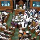 Opposition forces early adjournment of Lok Sabha over farmer issues