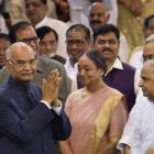 PHOTOS: Welcome Rashtrapati!