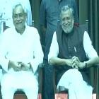 Hours after resignation, Nitish back as CM with Sushil Modi in tow