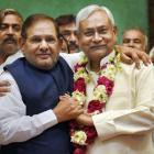 Unease in JD-U over ties with BJP, Sharad