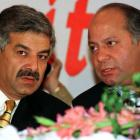Pak's defence minister frontrunner to replace Nawaz Sharif