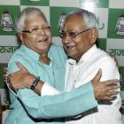 Don't commit historical blunder of supporting an RSS man: Lalu urges Nitish