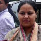 Misa Bharti appears before I-T dept in benami property case