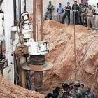 Telangana: 14-month-old girl stuck in borewell dies