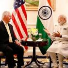 Tillerson, Mattis call on Modi ahead of meet with Trump