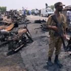 Oil tanker fire overshadows Eid celebration in Pak, death toll rises to 160