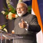 Modi takes on Pak in US, says no country questioned surgical strikes