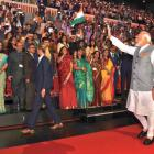 In Netherlands, Modi hails Indian women power in address to diaspora