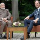 PM Modi visits Netherlands, meets PM Mark Rutte