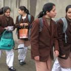 After bloodshed and violence, school bells finally ring in Kashmir
