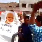 Bihar Min caught in video asking crowd to hit PM's photo with shoes
