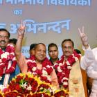 SP MLC resignations give Yogi and Co a break