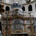 PHOTOS: Restoration of Jesus' tomb costs $3.3 million