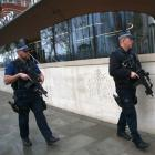 UK police arrest 7 over parliament terror attack