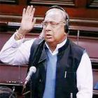 Former Congress MP Rao booked for abusing police official