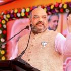 Unfurl victory flag in Delhi too, Shah to BJP workers ahead of civic polls