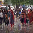 'Thank god for the rains!' Delhi rejoices after showers