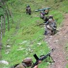 3 jawans, 4 terrorists killed during gun battle in J-K