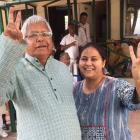 I-T summons Lalu's daughter and husband in benami land case