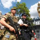 UK police make 8 arrests in Manchester bombing case