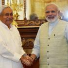 Nitish Kumar only bats for himself