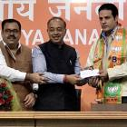 'Aashiqui' actor Rahul Roy joins BJP