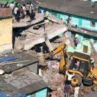 1 killed as 4-storey building collapses in Bhiwandi