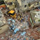 7 killed in building collapse in Bengaluru