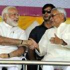 Nitish avoids queries over snub from Modi