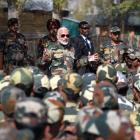 'You're my family': PM celebrates Diwali with jawans in J & K