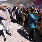 'UPA didn't allow me to rebuild Kedarnath as Gujarat CM'